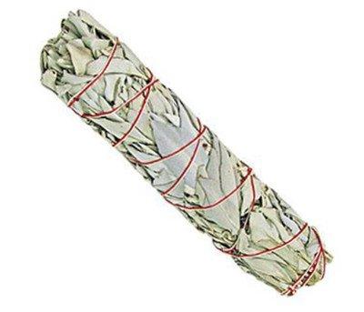 Weißer Salbei Räucherbündel XXL, ca. 22 cm (9 Inch) 70-85 g., 100% Natur aus Kalifornien