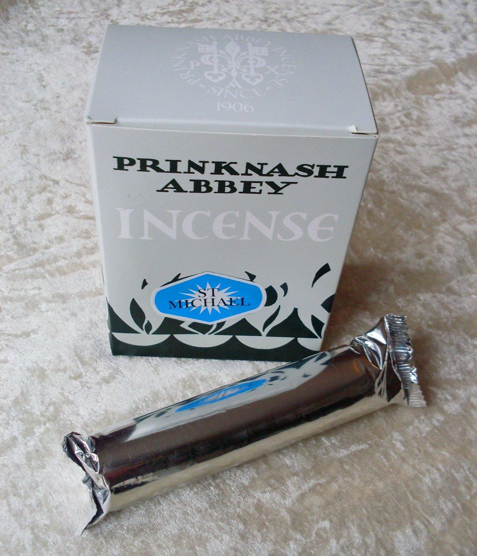 """Prinknash Abbey Weihrauch-Harz """"St. Michael"""" 500g-Box mit Räucherkohle"""